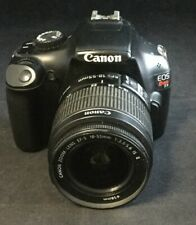 Canon EOS Rebel T3 / EOS 1100D 12.2MP Digital SLR Camera - Black. #9481.