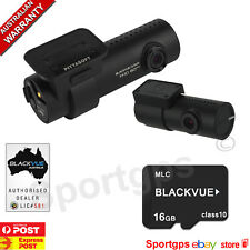 Blackvue DR750S-2CH Dual FullHD 1080P Dashcam 16GB SD Card