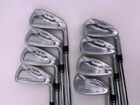 Honma Tour World TW737P, 4,5,6,7,8,9,10,11 (8 Irons) Regular, Steel, MRH - 2034