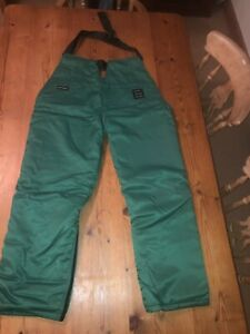 Stihl Chainsaw trousers leggings Size S / M New in box