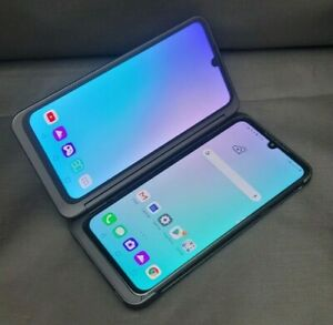 LG G8X ThinQ Dual Screen Black - Dual Screen Only - A stock 8/10 Condition