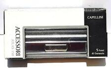 Atlas Marcato Pasta Machine Capellini Attachment (Brand New)