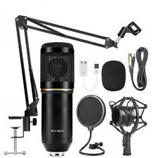 Professional bm 800 Condenser Microphone 3.5mm Wired karaoke Recording Microphon