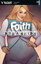 Faith: Dreamside #1C Jenny Frison Pre-Order Variant, NM 9.4, 1st Print, 2018