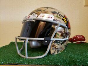 Arizona Cardinals  #1 Kyler Murray custom Army Camouflage full size L Helmet!