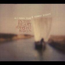 In the Heart of the Moon by Ali Farka Touré/Toumani Diabaté (CD, Sep-2005, World Circuit (USA))