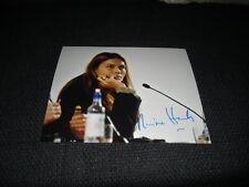 Marina Hands signed Autogramm auf 20x25 cm Foto InPerson LOOK