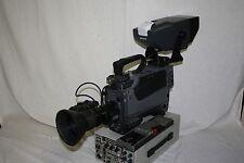 Sony BVP-570ws SDI  Camera System (16x9)