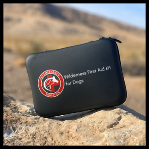 Wilderness First Aid Kit for Dogs Outdoor Pet Supplies