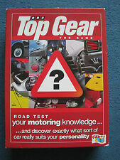 BBC Top Gear The Game - How much do you really know about cars? - good condition