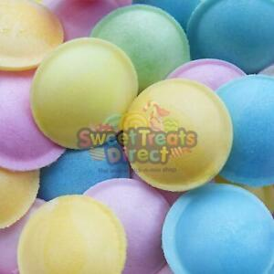 Flying Saucers Sweets 30g Retro Pick and Mix Wedding Party Treat Gifts