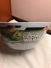 New Star Wars The Clone Wars Zak Designs Bpa Free Big Plastic Bowl
