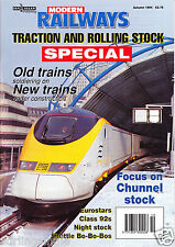 Modern Railways Magazine Traction & Rolling Stock Special (No#1) Autumn 1994 VGC
