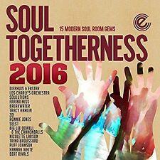 Soul Togetherness 2016 - CD Nicolatte Larson Farina Miss Tracy Hamlin