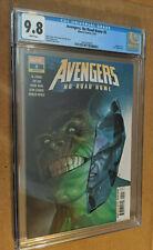 Avengers No Road Home #5 1st print Immortal Hulk CGC 9.8 NM+/M