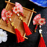 Ancient Chinese Hairpin Tassel Handcraft Hair Pin Clip Accessories For Cute Girl