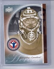 10-11 2010-11 UPPER DECK HOCKEY DAY IN CANADA PATRICK ROY 11 MONTREAL CANADIEN