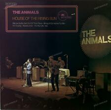 The Animals - House Of The Rising Sun LP 1970 (VG/VG) .