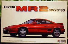 1993 Toyota MR 2 SW 20, 1:24, Fujimi 038865