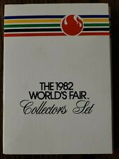 1982 World Fair, Knoxville, Tennessee Collectors Set (Coins)