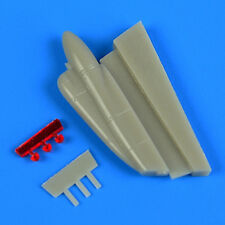 Quickboost 1/72 Grumman F-14A/F-14B Tomcat Chin Pod - Early Version # 72565