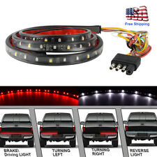 "49"" LED Rear Brake Signal Reverse Truck Tailgate Light Strip Bar For Truck"