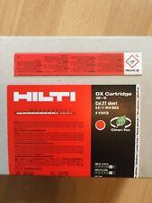 HILTI 200 Stk.X-U 72MX Nägel +200 Kartuschen für DX 460 und DX A41 Rot NEU