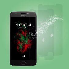2x Verre Blindé pour Motorola Moto E4 Plus de Protection 9H Véritable Film