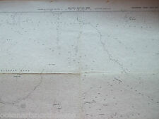 DEVON DEVONSHIRE VINTAGE MAP LARGE 1906 DARTMOOR SLANDON DOWN LYNCH TOR FUR TOR