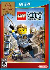Lego City: Undercover (Select) Wii-U New Nintendo Wii U, Wii U