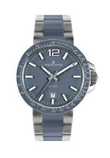 Jacques Lemans Porto Automatic 1-1711d Gents 41mm Steel Bracelet & Case Watch