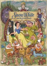 NEW! Jumbo Games Snow White 1000 piece disney classic collection jigsaw puzzle