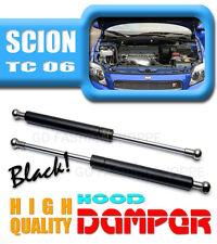 Black Color Gas Hood Shock Strut Bonnet Damper Lift Kit for 2005-2010 Scion TC