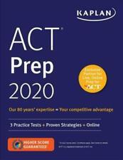 ACT Prep 2020 Edition