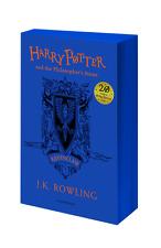 Harry Potter - Philosopher's Stone: 20th Annv. Ravenclaw Ed. - send worldwide