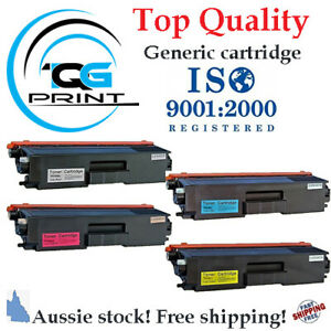 Toner Cartridge compatible with Brother TN 346 BK/C/M/Y