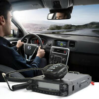 50W Quad Bands Operation Car Ham Mobile Radio Transceivers with Long Range