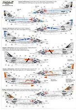 Xtra Decals 1/72 McDONNELL DOUGLAS A-4B SKYHAWK USN & USMC