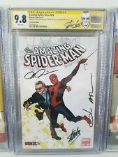 Amazing Spider-Man #638 CGC SS 9.8 | Signed 3x by Stan Lee, Coipel, Rivera