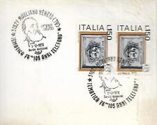 ITALY 1976 POSTCARD MOGLIANO VENETO     MY REF 641