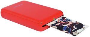 Polaroid Zip Instant Print Portable Wireless Colour Photo Printer - Red