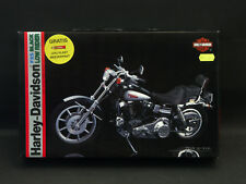 Harley Davidson FXS Black Low Rider, IMAI, Maßstab 1/12, neu/NOS