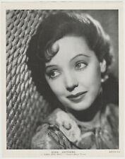 Jessie Matthews 1935 R95 8x10 Linen Textured Printed Photo - Vintage Premium