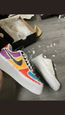 NIKE AIR FORCE 1 ´07 LX WMNS Tear Away Red Swoosh US 8 8,5