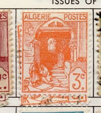 Algeria 1926 Early Issue Fine Mint Hinged 3c. 170460