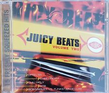 Juicy Beats Volume 2 by Various Artist (CD, 2000, Attic) FREE SHIPPING IN CANADA