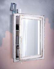 Spiegelschrank Weiß Avalon | Shabby Chic | Wandspiegel | Vintage | Badspiegel