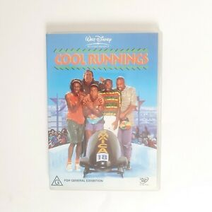 Cool Runnings Movie DVD Region 4 AUS Free Postage - Comedy John Candy