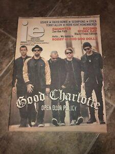 Illinois Entertainer Magazine/Paper(Nov 2016) Good Charlotte (cover)