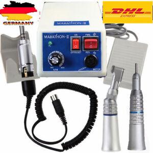 Dental Dentaire Marathon MICRO MOTEUR 35K RPM Polisseur Micromotor pièce à main